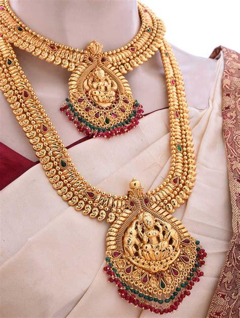 marriage bridal jewellery set  pink kemp stones gold