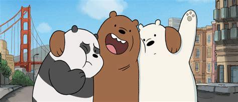review  bare bears subway bubbleblabber