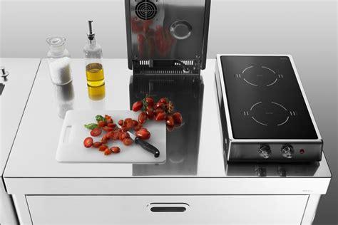 piani cottura ribaltabili composizione cucina 100 2 alpes inox