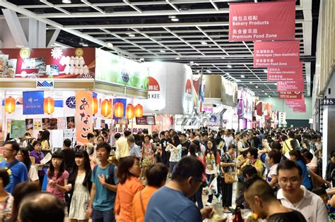 exposition cuisine hktdc food expo food expo and home delights expo attract