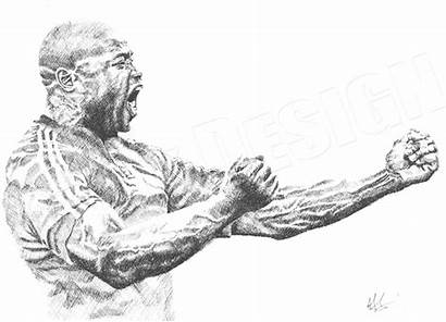 Hatching Cross Rugby Drawings Example Ugo Tutorial