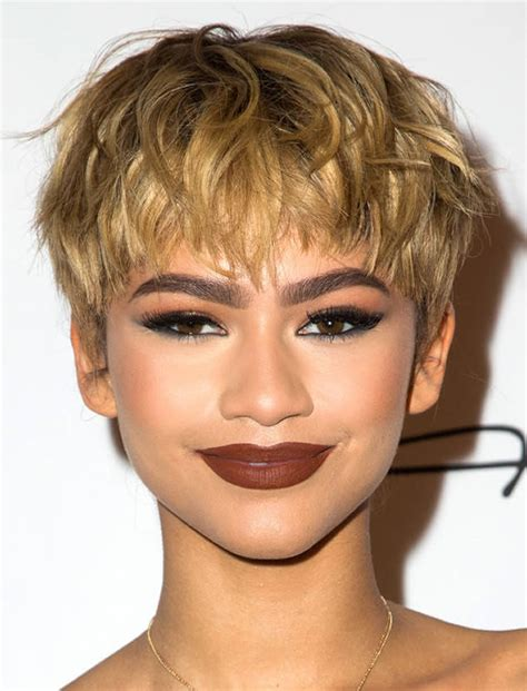 Trendy Pixie Hairstyles by Trendy Pixie Haircuts For 2018 2019 Page 3