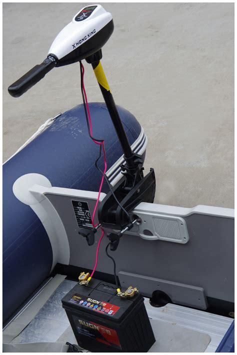 Boat Battery For Trolling Motor by Hx Boat Dc Battery Electric Trolling Motor