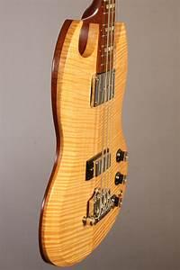 Bg1691 Gibson Sg Supreme Bass Eb