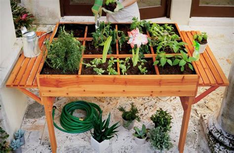 Organic  Ee  Garden Ee   Table Jebiga Design Lifestyle