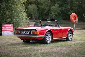 Tr Register Buyers Guide To The Triumph Tr6
