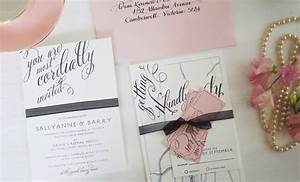 beautiful calligraphy detail letterpress wedding With wedding invitation designs melbourne