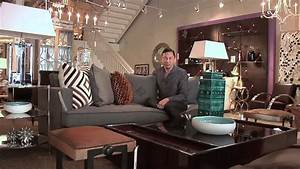 Ralph Lauren Home Furniture - YouTube