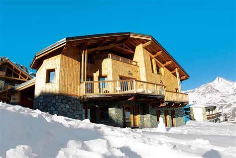 chalet emile tignes le lac tignes ski