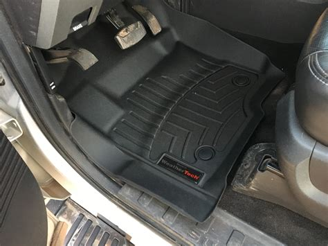 weathertech floor mats for trucks weathertech floor mats page 3 ford truck enthusiasts forums