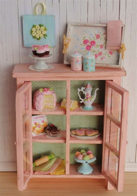 how to decorate kitchen cabinets 7226 best tiny treats 3 images on miniature 7226
