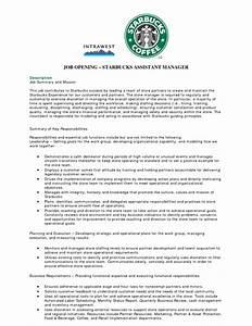starbucks barista job description for resume resume ideas With barista resume template