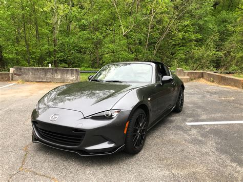 Car Review: The MX-5 Miata has more power for 2019 | WTOP