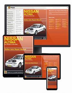 Nissan Altima Online Service Manual  1993