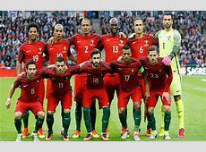 Portugal squad profiles