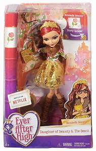 Ever After High Dolls - Rosabella Beauty - Daughter of ...