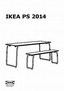 Banc Interieur Ikea : ikea ps 2014 banc blanc pliant ikea france ikeapedia ~ Teatrodelosmanantiales.com Idées de Décoration