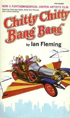 chitty chitty bang bang  ian fleming reviews discussion bookclubs lists