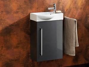 Handwaschbecken Gäste Wc : waschbecken mit unterschrank g ste wc ~ Markanthonyermac.com Haus und Dekorationen