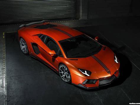 Fotos De Lamborghini Vorsteiner Aventador V Lp-740 2013