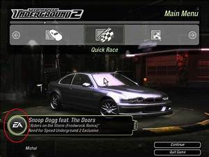 New EA logo and Intro (Need for Speed: Underground 2 ...