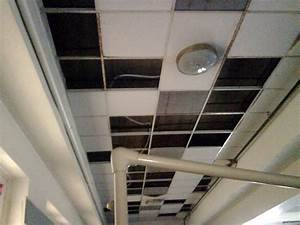 And suspended ceilings lighting duct diffusers