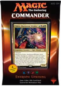 geeknifty a post hype look at magic s commander 2016