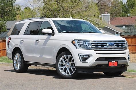Ford Expedition Road by 2018 Ford Expedition S Features Include Fx4 Road
