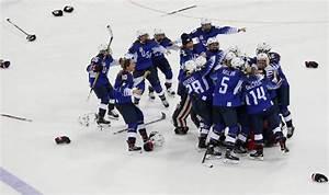 Winter Olympics 2018: WATCH the STUNNING moment USA beat ...