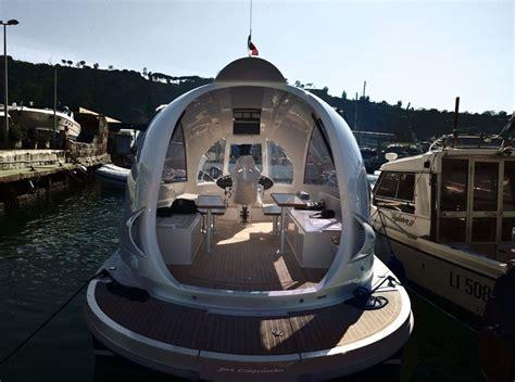 Jet Boat Yacht by Jet Capsule Mini Yacht S Gear