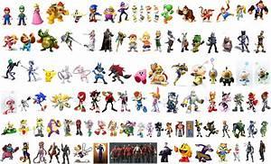 Mario Characters List   www.pixshark.com - Images ...
