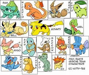 Pokemon Girl Characters Names Images | Pokemon Images