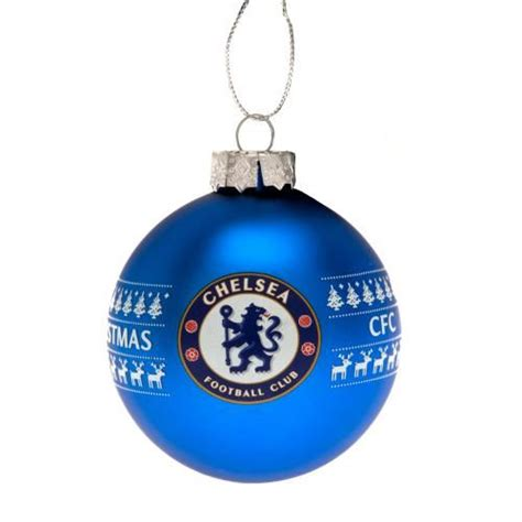chelsea large christmas bauble christmas tree bauble