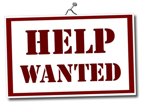 help wanted help wanted comrie