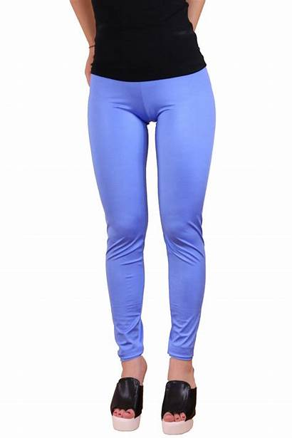 Leggings Shiny Electric Spandex Ideal Clothing Sports