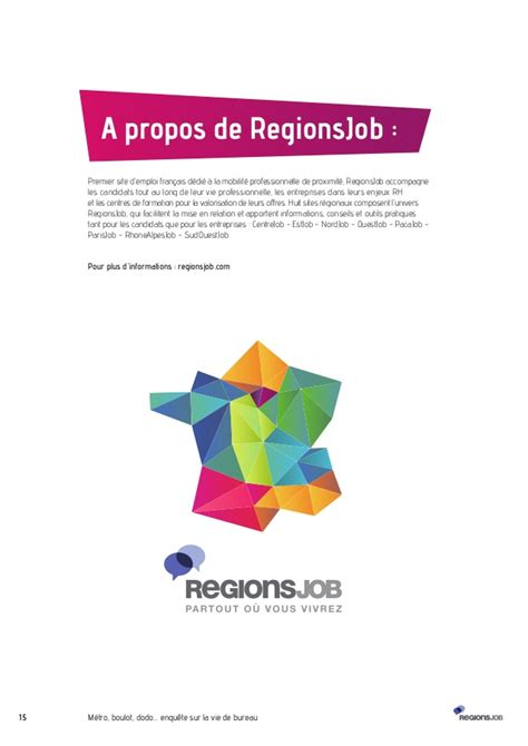 bureau enquete enquete vie de bureau regionsjob