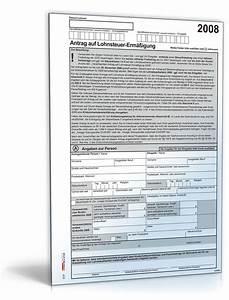 Einspruch Steuerbescheid Begründung : antrag auf lohnsteuererm igung 2008 kostenlos zum download ~ Frokenaadalensverden.com Haus und Dekorationen