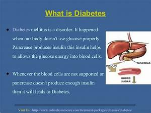 Online Homeopathy Treatment for Diabetes