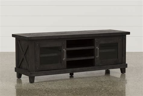 65 inch sofa table jaxon 65 inch tv console living spaces