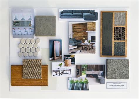 Sample Board Online Interior Design