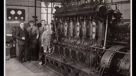 U Boat Diesel Engine german u boat diesel engine sound running 400 horsepower