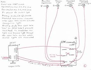 Boat Nav Light Wiring Diagram