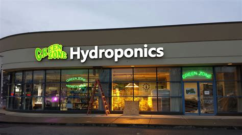 Hydrokultur Shop by Green Zone Hydroponics