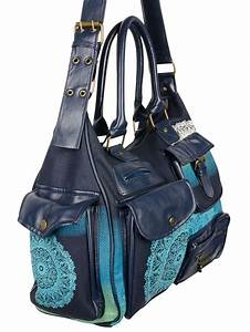 Sac Medium Main London Bleu41x5328 Desigual A Bleu wPOZkiTXul