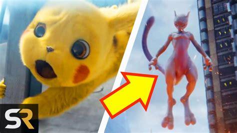 detective pikachu trailer  breakdown mewtwo strikes