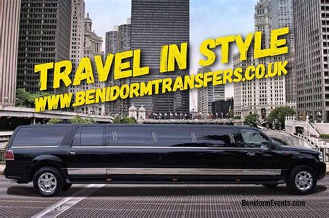 Limousine Transfers by Alicante Limousine Transfers Book Now Or Call