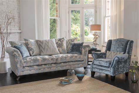 Sofa And Chair Set by Gainsborough Upholstery