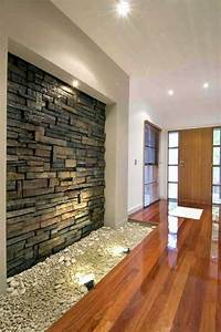 how do you feel about indoor stone walls freshomecom With interior rock wall design ideas