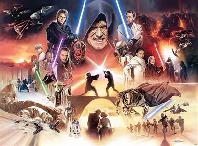 Prequel Wars Trilogy Brian Rood Skywalker Sequel