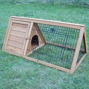 Maison Pour Lapin : clapier astucieux pour lapins ou petits animaux id al ~ Premium-room.com Idées de Décoration